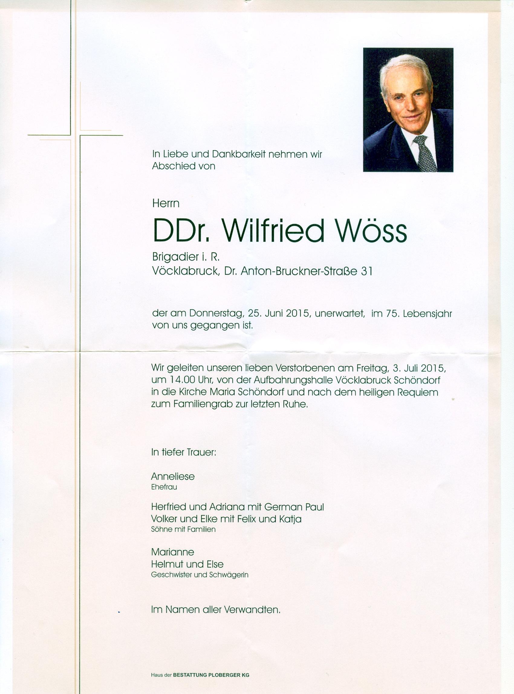 Wöss-Pate